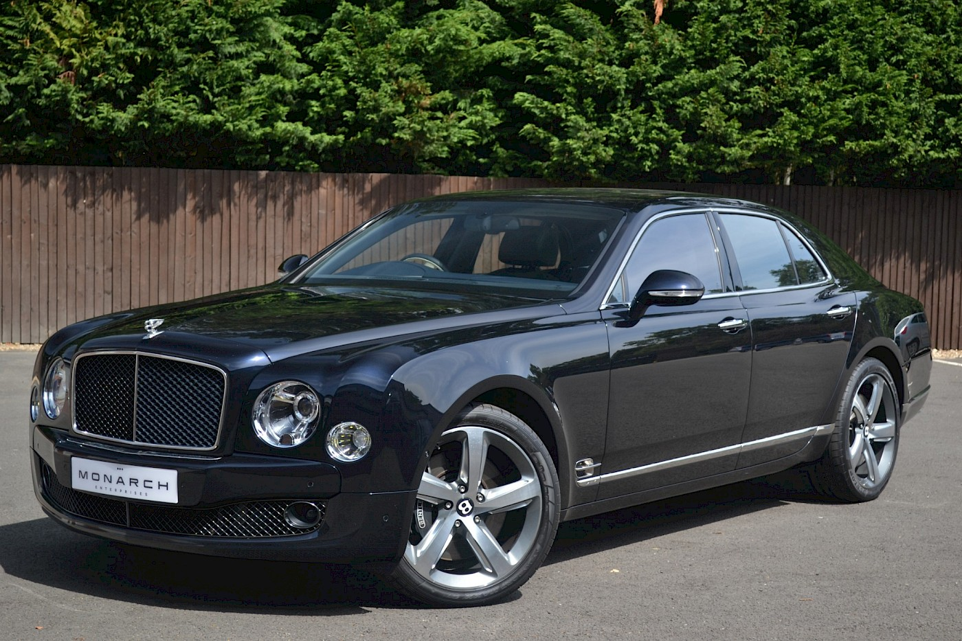2015/64 Bentley Mulsanne Speed V8 4