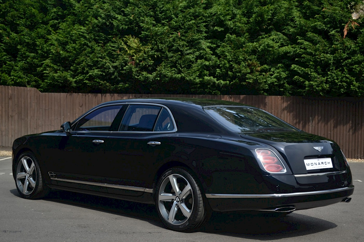 2015/64 Bentley Mulsanne Speed V8 13