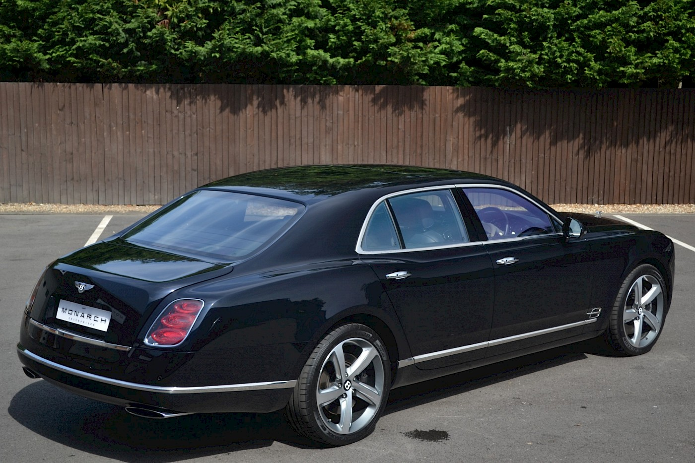 2015/64 Bentley Mulsanne Speed V8 7