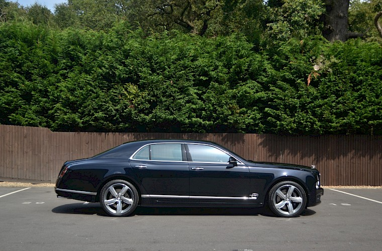 2015/64 Bentley Mulsanne Speed V8 9