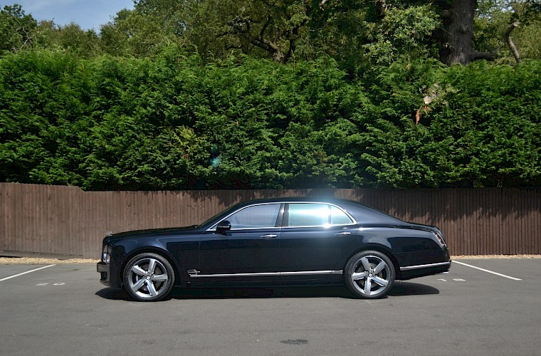 2015/64 Bentley Mulsanne Speed V8 12