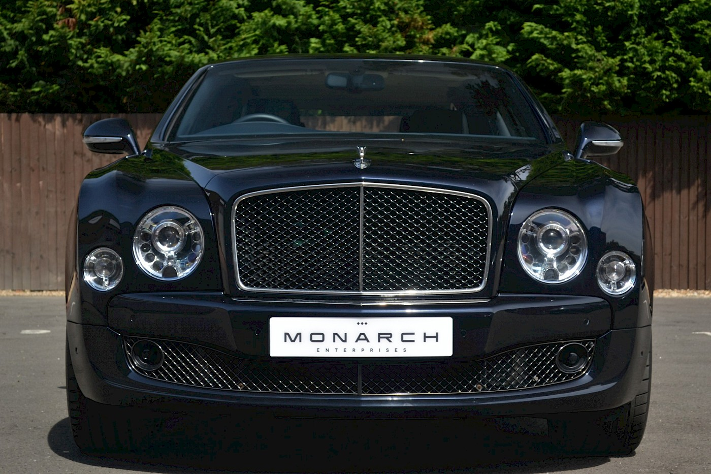 2015/64 Bentley Mulsanne Speed V8 15