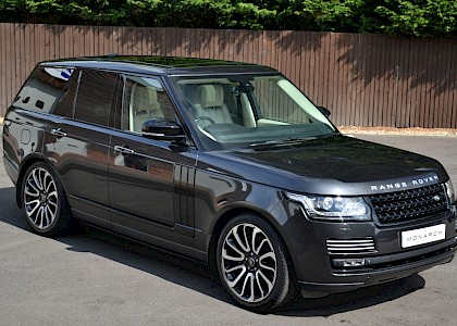 2014/64 Land Rover Range Rover 4.4 Autobiography