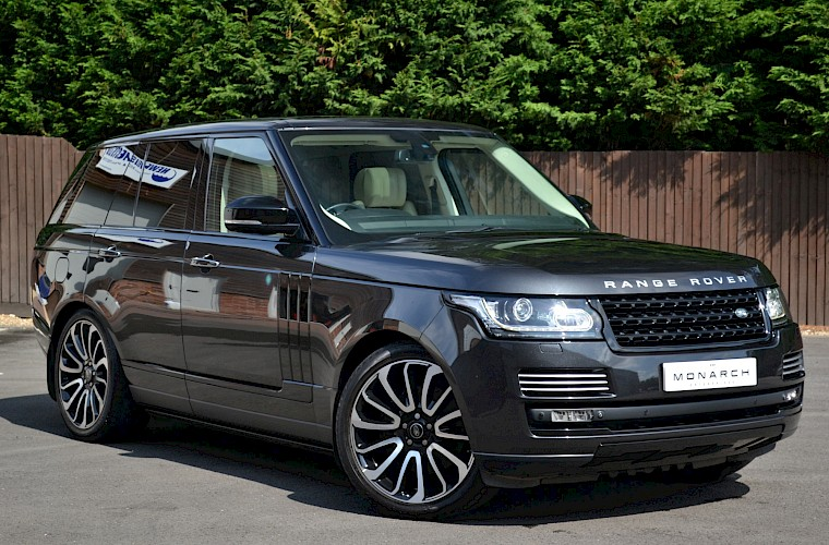 2014/64 Land Rover Range Rover 4.4 Autobiography 3