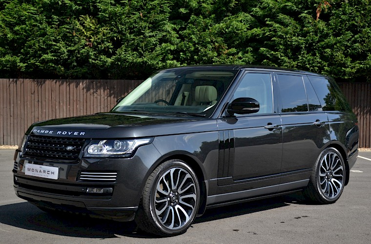 2014/64 Land Rover Range Rover 4.4 Autobiography 6