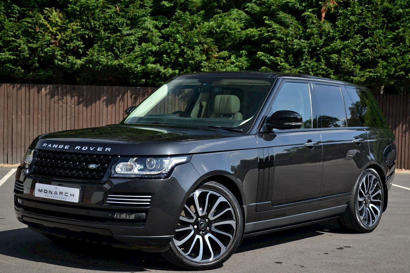 2014/64 Land Rover Range Rover 4.4 Autobiography 4
