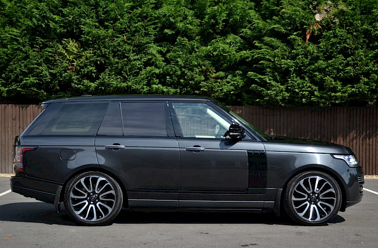 2014/64 Land Rover Range Rover 4.4 Autobiography 10
