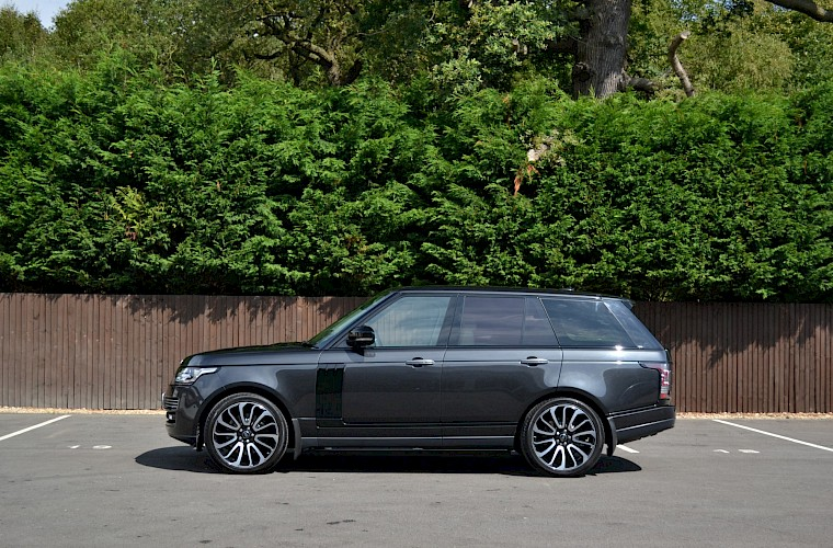 2014/64 Land Rover Range Rover 4.4 Autobiography 12