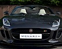 2016/66 Jaguar F-Type V6 S convertible 16