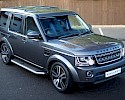 2014/64 Land Rover Discovery Commercial SDV6 SMC Overland 1