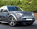 2014/64 Land Rover Discovery Commercial SDV6 SMC Overland 3