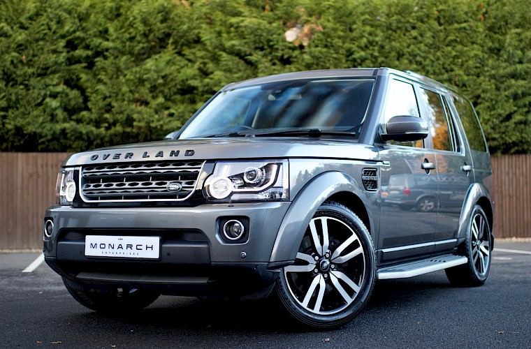 2014/64 Land Rover Discovery Commercial SDV6 SMC Overland 4