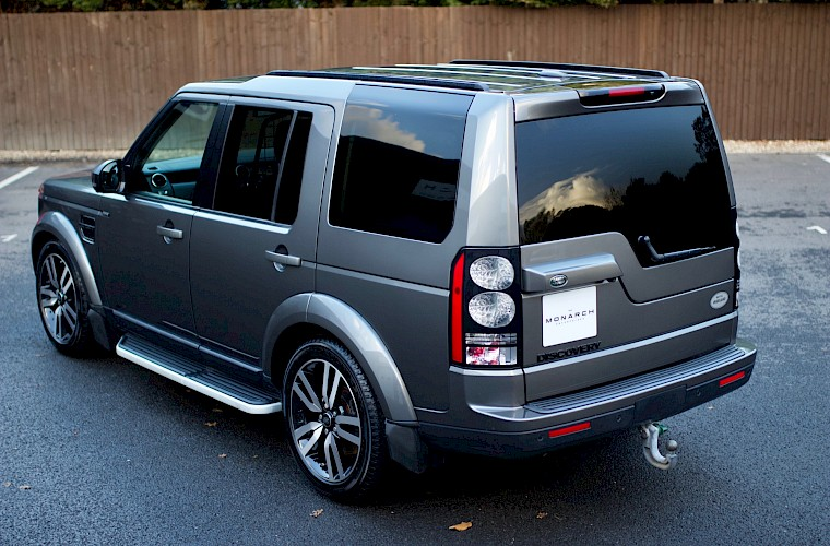 2014/64 Land Rover Discovery Commercial SDV6 SMC Overland 8