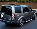 2014/64 Land Rover Discovery Commercial SDV6 SMC Overland 7