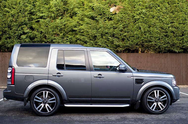 2014/64 Land Rover Discovery Commercial SDV6 SMC Overland 10