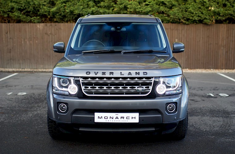 2014/64 Land Rover Discovery Commercial SDV6 SMC Overland 15