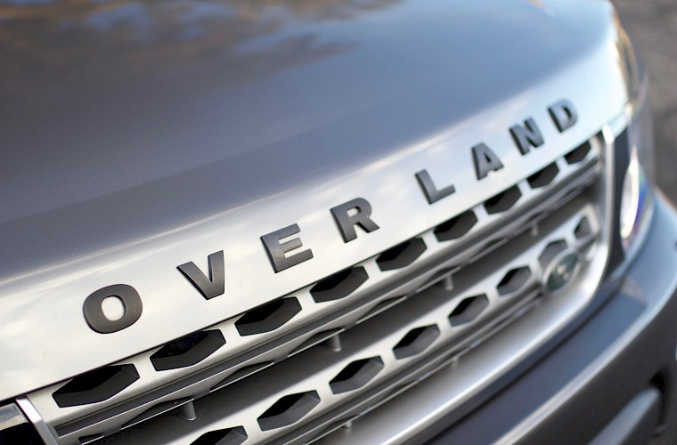 2014/64 Land Rover Discovery Commercial SDV6 SMC Overland 20