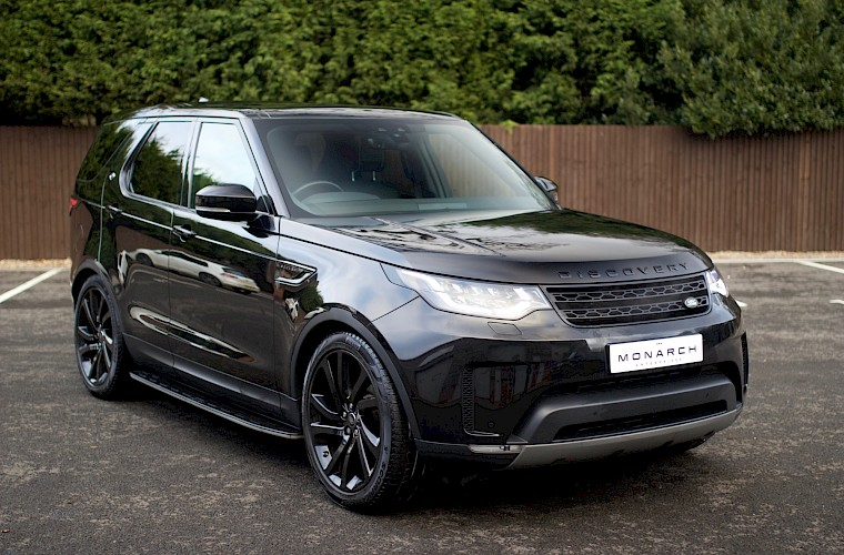 2017/17 Land Rover Discovery HSE TD6 5