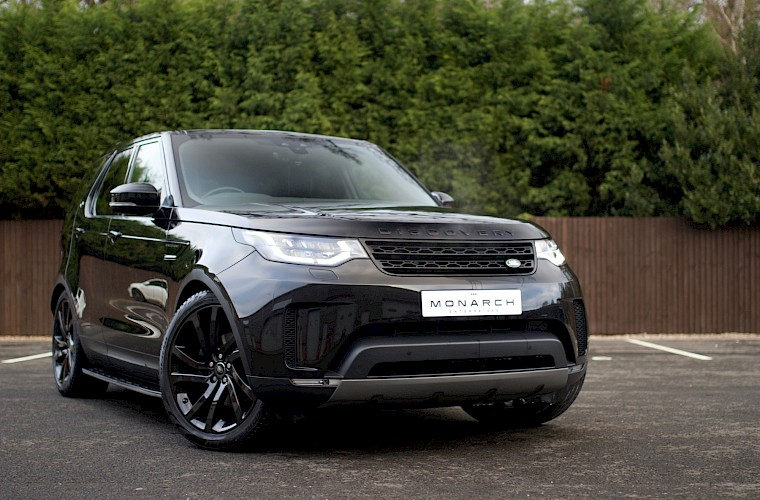 2017/17 Land Rover Discovery HSE TD6 3