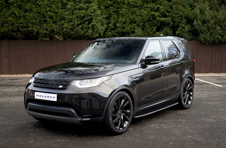 2017/17 Land Rover Discovery HSE TD6 6