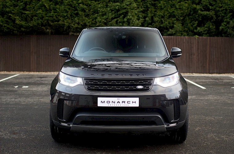 2017/17 Land Rover Discovery HSE TD6 15