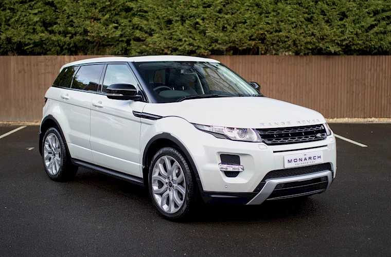 2013/13 Range Rover Evoque Dynamic Luxury SD4 5