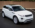2013/13 Range Rover Evoque Dynamic Luxury SD4 1