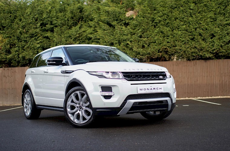 2013/13 Range Rover Evoque Dynamic Luxury SD4 3