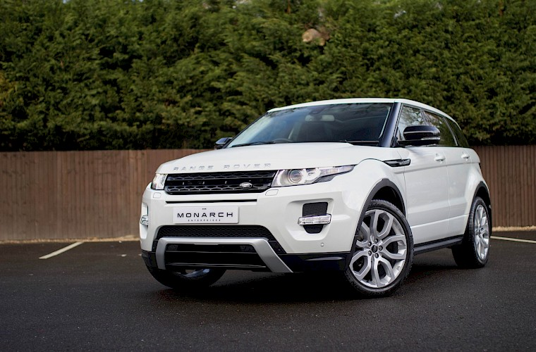 2013/13 Range Rover Evoque Dynamic Luxury SD4 4