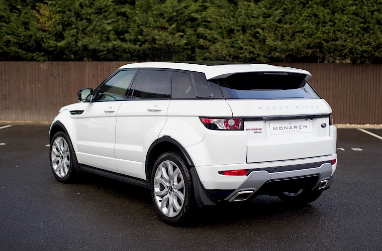 2013/13 Range Rover Evoque Dynamic Luxury SD4 14