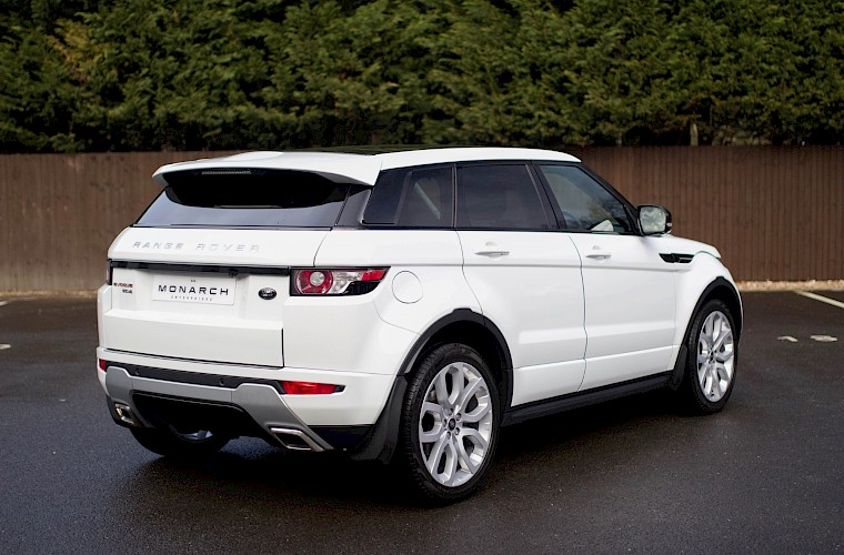 2013/13 Range Rover Evoque Dynamic Luxury SD4 13