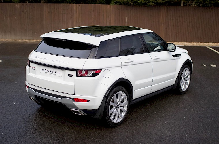 2013/13 Range Rover Evoque Dynamic Luxury SD4 7