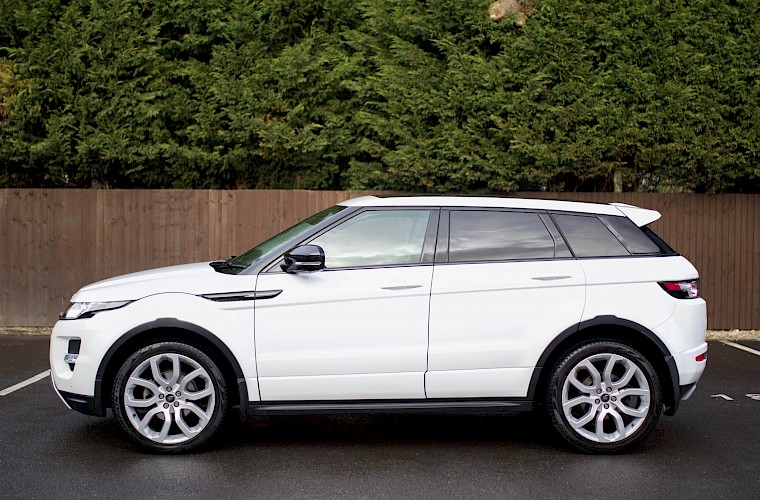 2013/13 Range Rover Evoque Dynamic Luxury SD4 11