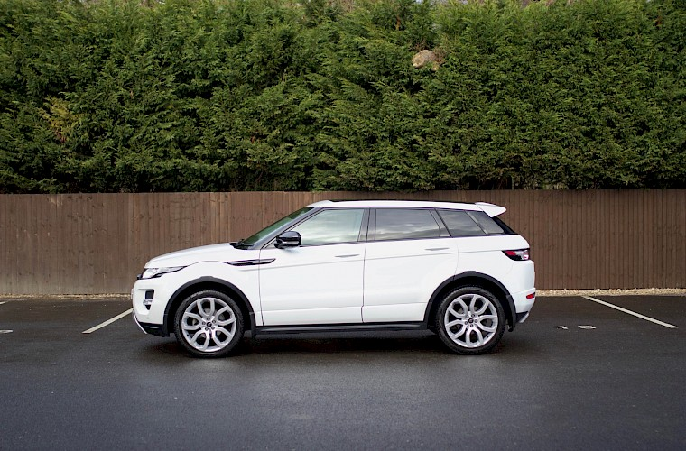 2013/13 Range Rover Evoque Dynamic Luxury SD4 12