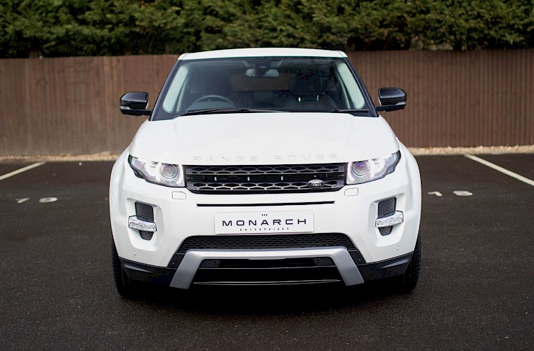 2013/13 Range Rover Evoque Dynamic Luxury SD4 15