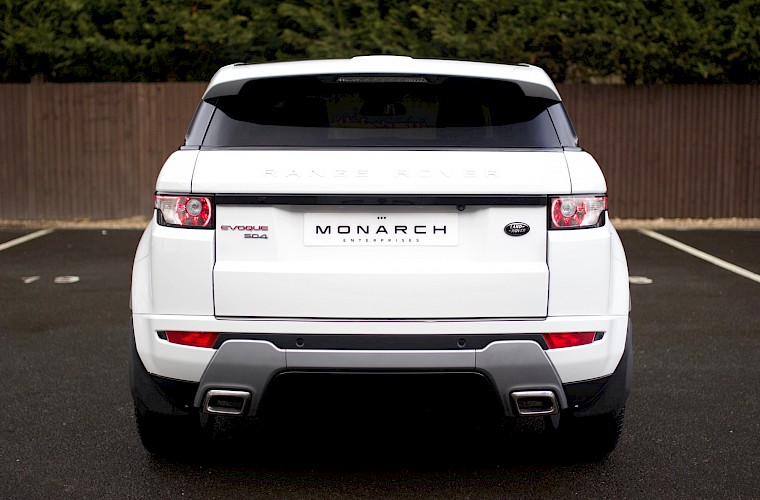 2013/13 Range Rover Evoque Dynamic Luxury SD4 18