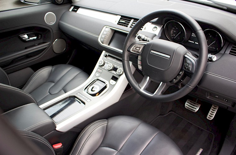 2013/13 Range Rover Evoque Dynamic Luxury SD4 25
