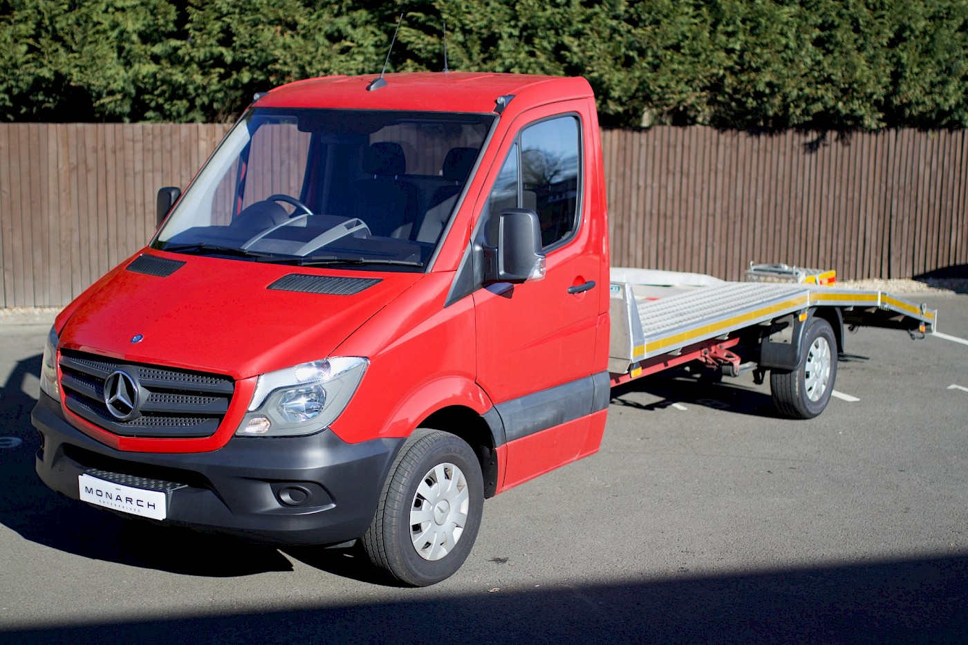 2017/67 Mercedes-Benz Sprinter 316CDi Extra Long Wheelbase Chassis Cab 2
