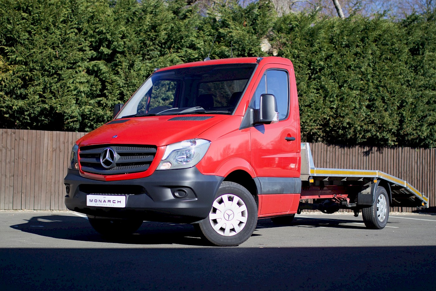 2017/67 Mercedes-Benz Sprinter 316CDi Extra Long Wheelbase Chassis Cab 4