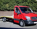 2017/67 Mercedes-Benz Sprinter 316CDi Extra Long Wheelbase Chassis Cab 5