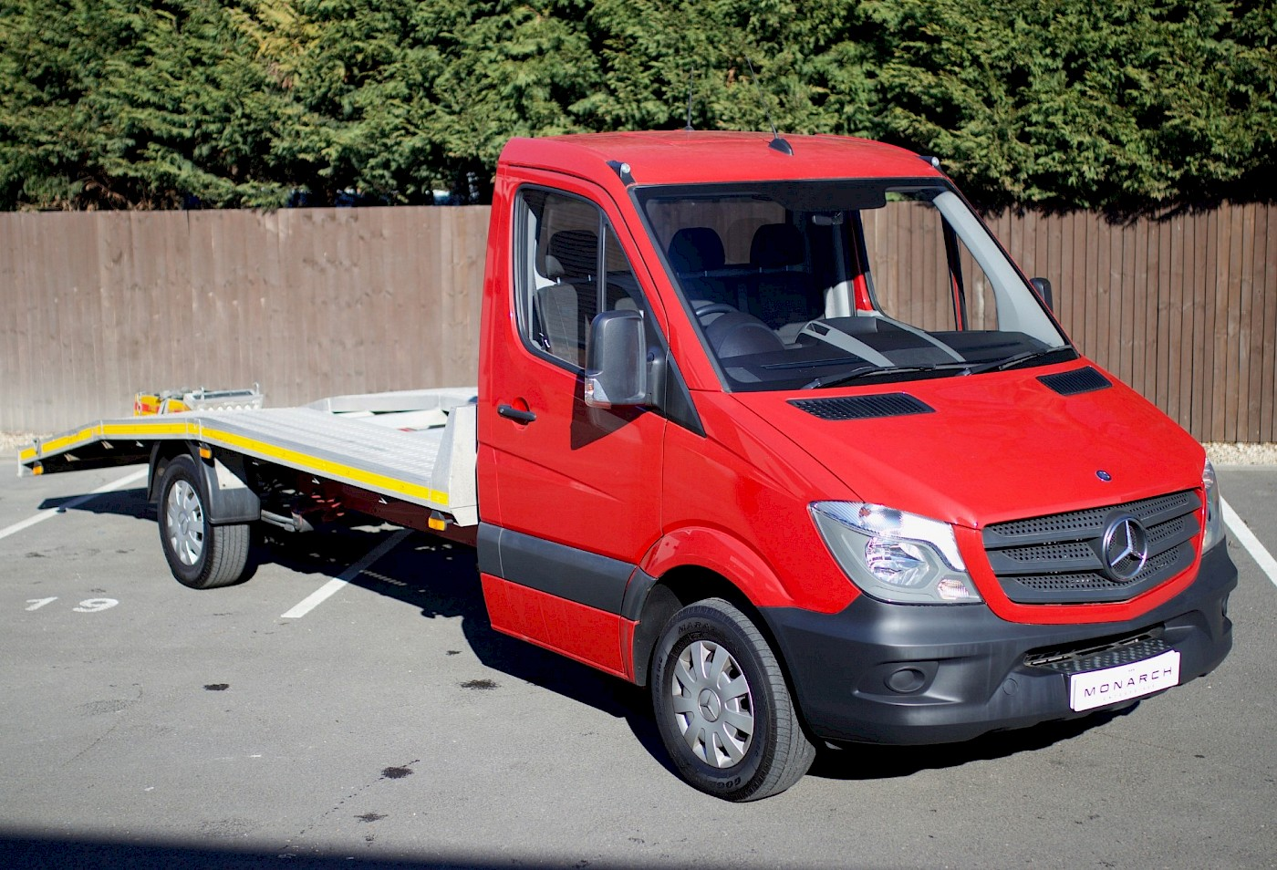 2017/67 Mercedes-Benz Sprinter 316CDi Extra Long Wheelbase Chassis Cab 1