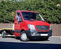 2017/67 Mercedes-Benz Sprinter 316CDi Extra Long Wheelbase Chassis Cab 3