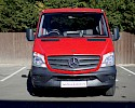 2017/67 Mercedes-Benz Sprinter 316CDi Extra Long Wheelbase Chassis Cab 15