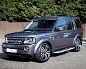2016/16 Land Rover Discovery SE SDV6 Commercial 6