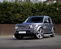 2016/16 Land Rover Discovery SE SDV6 Commercial 16