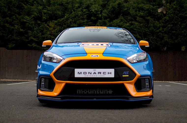 2016/16 Ford Focus RS 22