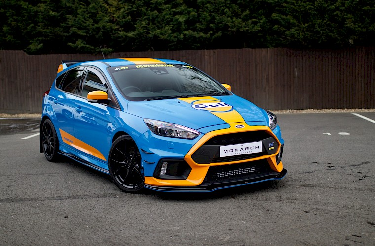 2016/16 Ford Focus RS 3
