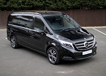 2016/16 Mercedes-Benz V250D Sport Bluetec Extra Long wheel base