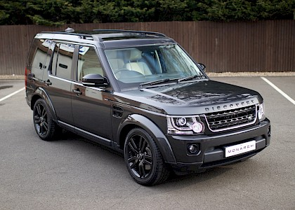 2015/15 Land Rover Discovery HSE Luxury SDV6