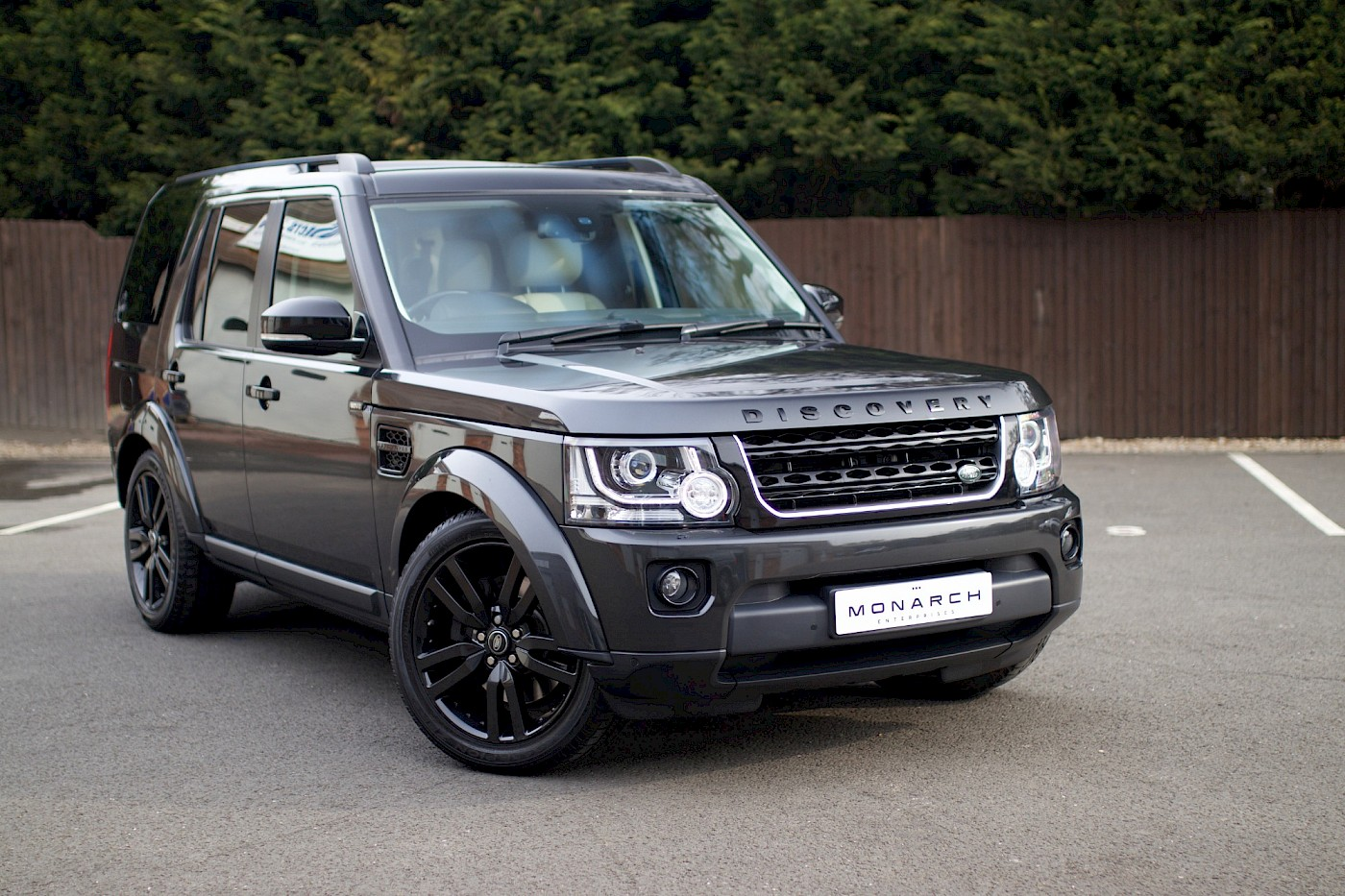 2015/15 Land Rover Discovery HSE Luxury SDV6 3